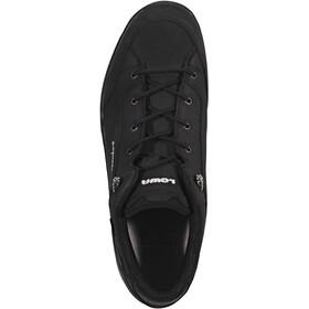 Lowa Renegade GTX Low Zapatillas Hombre, black/graphite